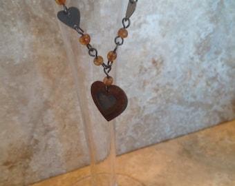 Valentine gift idea! Half price, was 9.99.  Vintage necklace