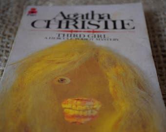 Third Girl. Agatha Christie. A Vintage Pan Paperback. 1982