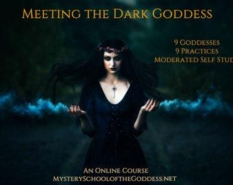 Meeting the Dark Goddess eCourse