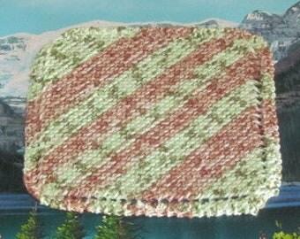 Hand knit cotton yarn 8 by 8 KDC 009