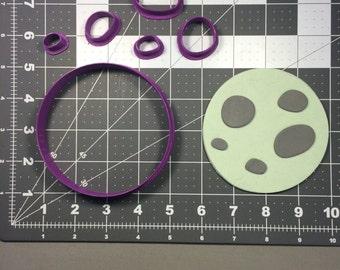 Moon 102 Cookie Cutter Set