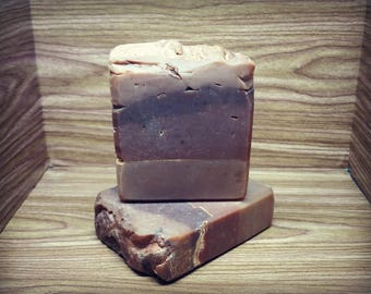 Moroccan Sands Cocoa Butter & Cream Artisan Soap