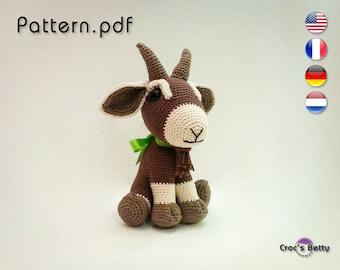 Pattern - Mano the Goat