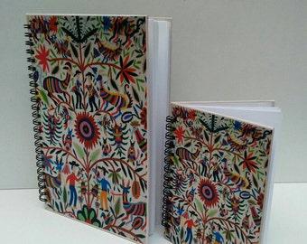 Otomí Style Journal - Notebook
