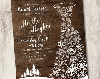 winter wedding invitations winter wedding decor and style etsy 1447