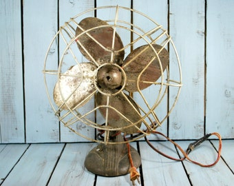 Table Fan , Oscillating Desk Industrial Fan , Dominion Electcro Home
