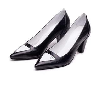 Pappagallo Shoes Black Pumps