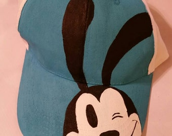 Oswald Hand Painted Hat