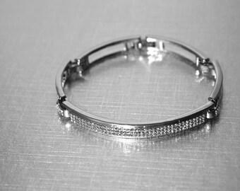 tennis bracelet, tennis gift, silver tennis bracelet, tennis bracelets, sport jewelry, silver bracelet , women's tennis bracelet