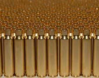 223 / 556 Caliber Bullet Casings Gold Tone, Polished and Shiny, You Pick Quantity  Empty Spent Rifle Ammo Cartridge Shells