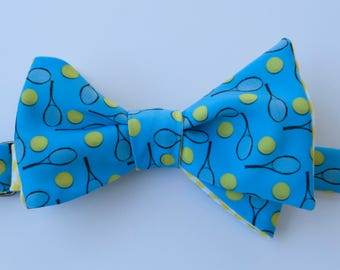 Tennis Bow Tie - 2 colors