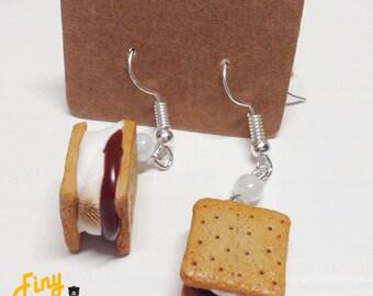 Cookie earring