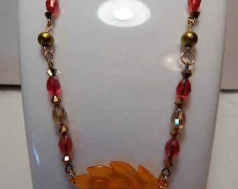 Fall Time Necklace