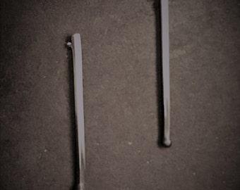 Match Stick Earrings