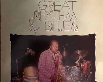 Louis Jordan - Great Rhythm & Blues Vinyl LP Condition is NM/VG+