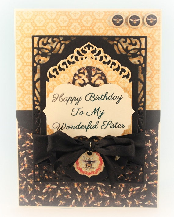 Birthday card sister – Birthday Card for Sister