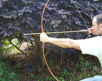 40 lb Osage Longbow