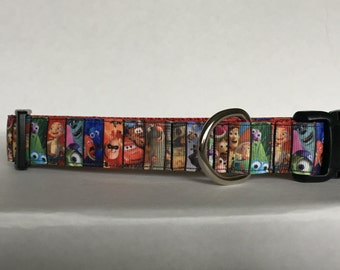 Disney Pixar Dog 1 inch Collar