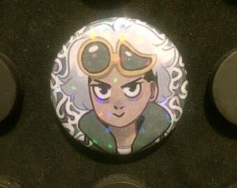 1.5 inch button: Guzma