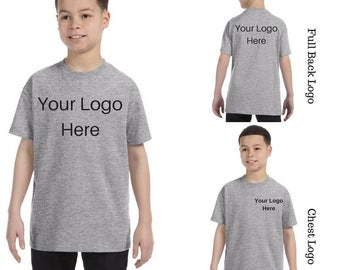 Custom Printed Youth Tshirt