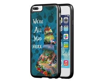 Disney Alice in Wonderland Phone Case for iPhone 7 & iPhone 7 Plus