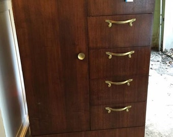 Cedar Lined Chifforobe Art Deco Armoire Wardrobe for Bedroom Guest Room or Nursery ***Pick up /Local ONLY***