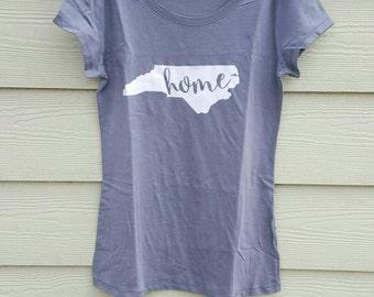 North Carolina Home short sleeve tee-shirt