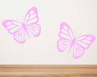 Butterfly Wall Vinyl Decal Sticker Room Decor Children Kids