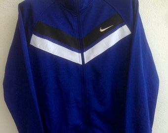 Nike sweater zip up pull over