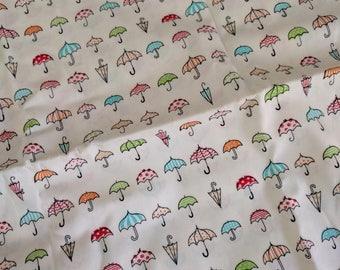 Japanese umbrella fabric