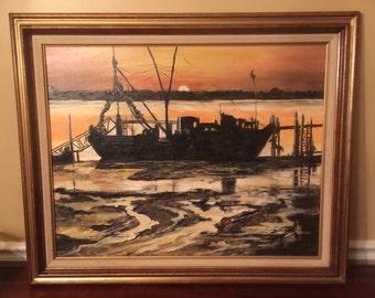 Original Lillian Ferren Painting