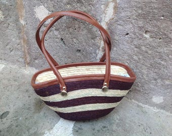 Nahua Palm Leaf Purse
