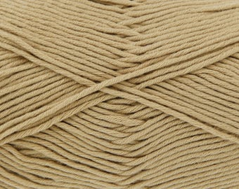 Old Gold (625) Bamboo Cotton Double Knitting