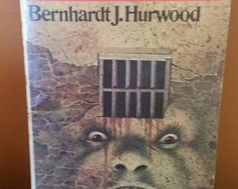 "Creepy Short Stories Book ""Eerie Tales of Terror and Dread"" by Bernhardt J Hurwood/2nd Printing/Collectible Book/10 Stories/1974 Paperback"