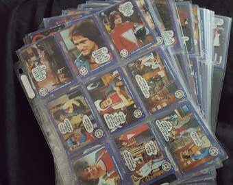Mork and Mindy Collectable trading cards