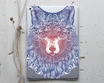 Fox iPad 2 Case iPad 3 Case iPad Mini 4 Case iPad Air Case iPad Hard Case Smart Cover Tablet Stand iPad Mini Hard Case iPad Air Cover i020
