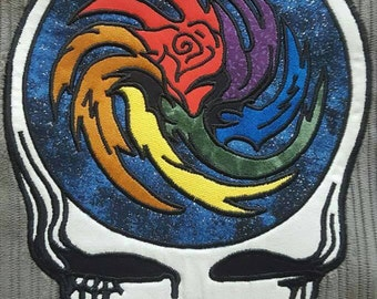 The Other One -Steal Your Face Patch