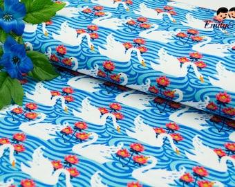 Jersey SWAN LAKE blue
