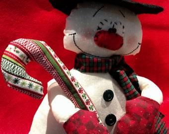 Snowman shelf sitter,snowman,Christmas decor,holiday decor