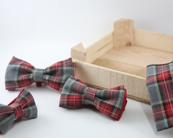 Bow Tie Scottish Collection Made in Italy