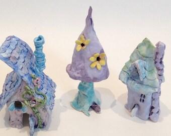 Medium Fairy Houses