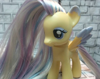 Sale- Fluttershy Snow Queen
