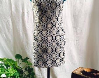 Vintage Grunge Dress
