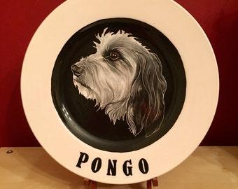 Medium Portrait Plate