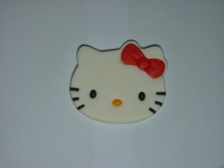 Hello Kitty Cake Topper Australia
