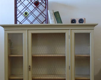 Rustic Country China Hutch **Price Lowered**