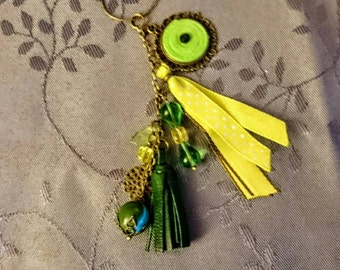 Bijou de sac, porte clefs