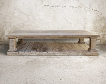 Coffee Table, Console Table, Table, Reclaimed Wood, Occassional Table, Handmade, Rustic
