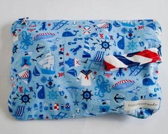 Wet Bag, Cape Cod Beach Print