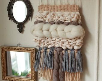 Small Weaving Cool Neutrals